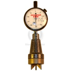 "0-90° 151-1090 Brencor Analog Chamfer Gage External 0-1"" Range"