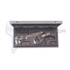 00591007 Brown & Sharpe Tool Set: SHOP-CAL + Micromaster IP54