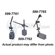 599-7761 Brown & Sharpe Magnetic Bases, Mini-Mite Series, Medium Duty, with Ball and Socket Post and Fine Adjust