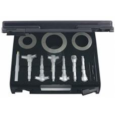 "00880100 Brown and Sharpe Intrimik, Internal Micrometer-Bore Gage, Full Set 0.275-0.500"""