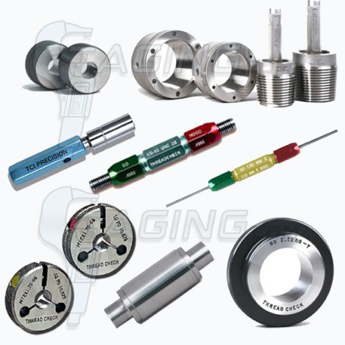Thread Check Inc, Thread Gages, Ring Gages, Plug Gages