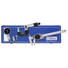 52-229-770 Fowler Blackface Measuring Set with Indicator