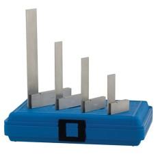 "52-432-246-0 Fowler 4 Piece Steel Square Set - 2"", 3"", 4"", 6"""