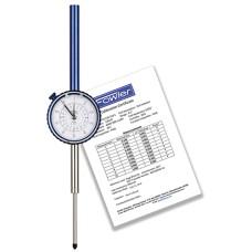 """52-520-120-0 Fowler Premium Dial Indicator 2"""" Range"""