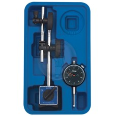 52-520-199-0 Fowler Magnetic Base and Blackface Indicator with Fine Adjustment