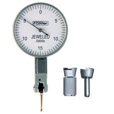 "52-562-776-0 Fowler Whiteface 0.030"" Test Indicator - 1-1/2"" dial diameter"