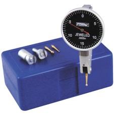 "52-562-780-0 Fowler Blackface 0.030"" Test Indicator - 1-1/2"" dial diameter"
