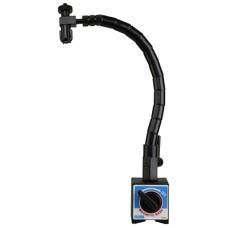 52-585-015-0 Fowler Flex Arm Magnetic Base, 180 lb pull