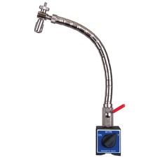 52-585-045-0 Fowler Chrome Flex Arm Magnetic Base, 85 lb. pull