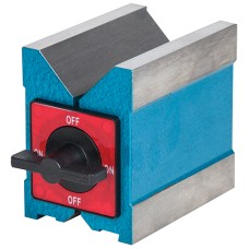 "52-585-070-0 Fowler Magnetic V-Block - 2-3/8"" W x 4-7/8"" L x 2-7/8"" H"