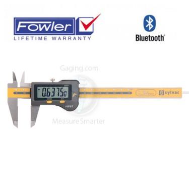 fowler sylvac digital caliper manual