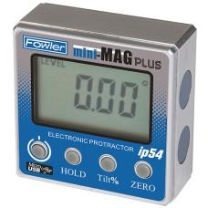 54-422-500-0 Fowler Mini Mag PLUS Protractor