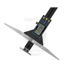 "54-139-610-0 Fowler-Sylvac Ultralight Electronic Depth Gage 40""/1000mm"