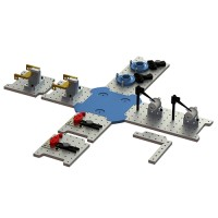 54-950-175-0 Fowler zCAT Loc-N-Load Quick-Swap Fixture System