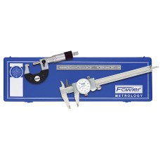 52-004-239 Fowler Premium Measuring Set