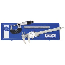 52-095-007 Fowler Toolmakers Universal Measuring Set