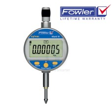 "54-530-136  Fowler_Sylvac Mark VI Electronic Indicator 0-.500"", 0-12.5mm (8mm Stem)"