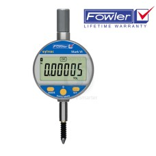 "54-530-137  Fowler_Sylvac Mark VI Electronic Indicator 0-.500"", 0-12.5mm (IP-67 Protected)"