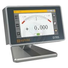 54-618-270 Fowler Sylvac D-70I S-View Digital Display 804.207I (Sylvac Inductive)