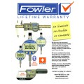 Fowler Lifetime Warranty
