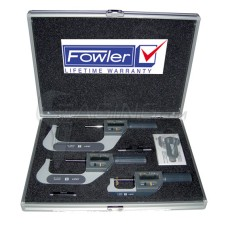 "54-815-111-0 Fowler_Sylvac 0-4""/0-102mm S-Mike Pro Set"