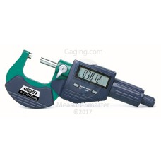 INSIZE 3127-E053 Electronic Three Points Internal Micrometer 0.275-0.5//7 mm-13 mm