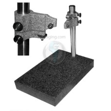 12x18x2AASTCS Precision Granite AA Grade (Laboratory) Indicator Comparator Stand (Lug Back Mount) 12 x 18 x 2 Inch