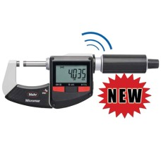 """Micromar 40 EWRi 4157100 Mahr Digital Micrometer with Reference System (Wireless) 0-25mm / 0-1"""""""