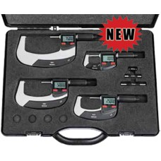 Micromar 40 EWRi 4157115 Mahr Digital Micrometer Set with Reference System (Wireless) 0-100mm / 0-4""