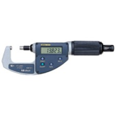 "227-213 Mitutoyo ABSOLUTE Digimatic Micrometer with Adjustable Measuring Force, 0.6-1.2""/15-30mm"