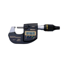 293-100 Mitutoyo High-Accuracy Sub-Micron Digimatic Micrometer 0-25mm