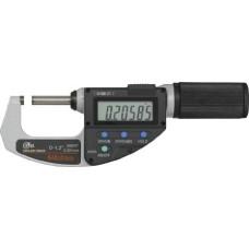 "293-676-20 Mitutoyo Quickmike Electronic Micrometer 0 - 1.2"""
