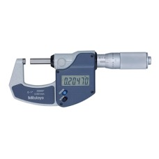"""293-831-30 Mitutoyo MDC Lite Electronic Micrometer with Ratchet Stop 0-1""""/0-25.4mm"""