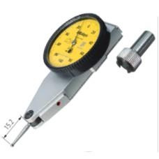 513-485-10E Mitutoyo 513 Series Standard Dial Test Indicator Vertical Type-Basic Set - 0.2mm