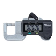 "700-118-30 Mitutoyo Quick Mini Thickness Gage 0-.5""/0-12.7mm"