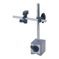 """7010S Mitutoyo Series 7 Magnetic Stand with 6"""" Rod and Universal Clamp"""