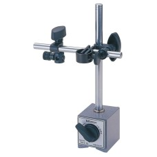 """7011BN Mitutoyo Series 7 Magnetic Stand with 6"""" Adjustable Rod and Universal Clamp"""