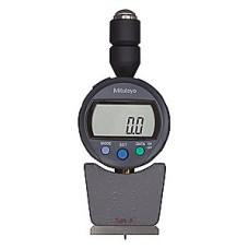 811-336-10 Mitutoyo Digital Durometer, Shore A, Blunt Taper