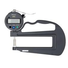 "547-520S Mitutoyo Digimatic Thickness Gage 0-.47"" / 0-12mm Range"