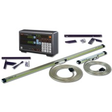 "64PKA061A Mitutoyo Digital Readout Package - DRO Mill Package, 14"" X 40"" - KA-200 Counter"