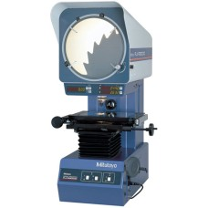 "302-701A Mitutoyo PJ-A3000 Vertical Optical Comparator - 8"" x 4"" XY Travel"