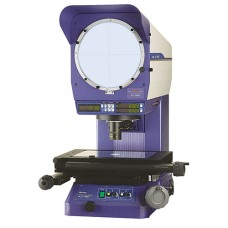 """303-712-1A Mitutoyo PJ-H30 Vertical Optical Comparator - 4"""" x 4""""/100 x 100mm XY Travel"""