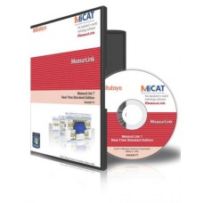 64AAB470 Mitutoyo MeasurLink® V8  SPC Software - Real-Time Standard Edition