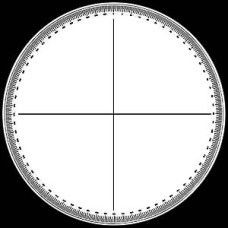 Visual Precision Glass Protractor Charts