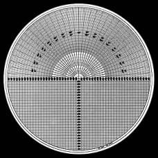 Visual Precision General Purpose Tool Room Overlay Charts