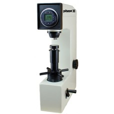 900-345D Phase II+ Superficial Rockwell Hardness Tester with Digital Indicator