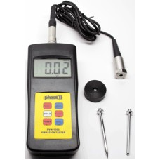 DVM-1000 PHASE II+ Digital Vibration Tester