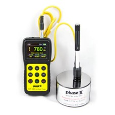 PHT-1900 Phase II+ Portable Hardness Tester with Color Screen