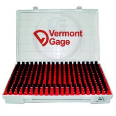 101100100 / 101200100 / 901100100 / 901200100 Vermont Gage Pin Gage Set .0060-.0600 inch