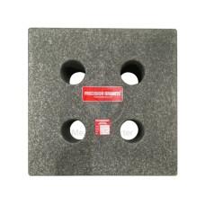 """14X14X3AA5MS Precision Granite (Laboratory) Grade AA 5-Face  Master Square 14"""" L x 14"""" H x 3"""" W"""